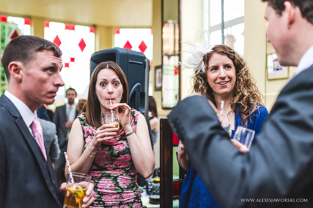 Cafe rouge Wedding Photography - Hitchin - Clare and Tom-224