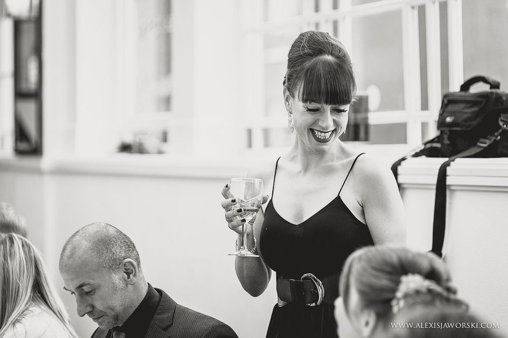 Cafe rouge Wedding Photography - Hitchin - Clare and Tom-294