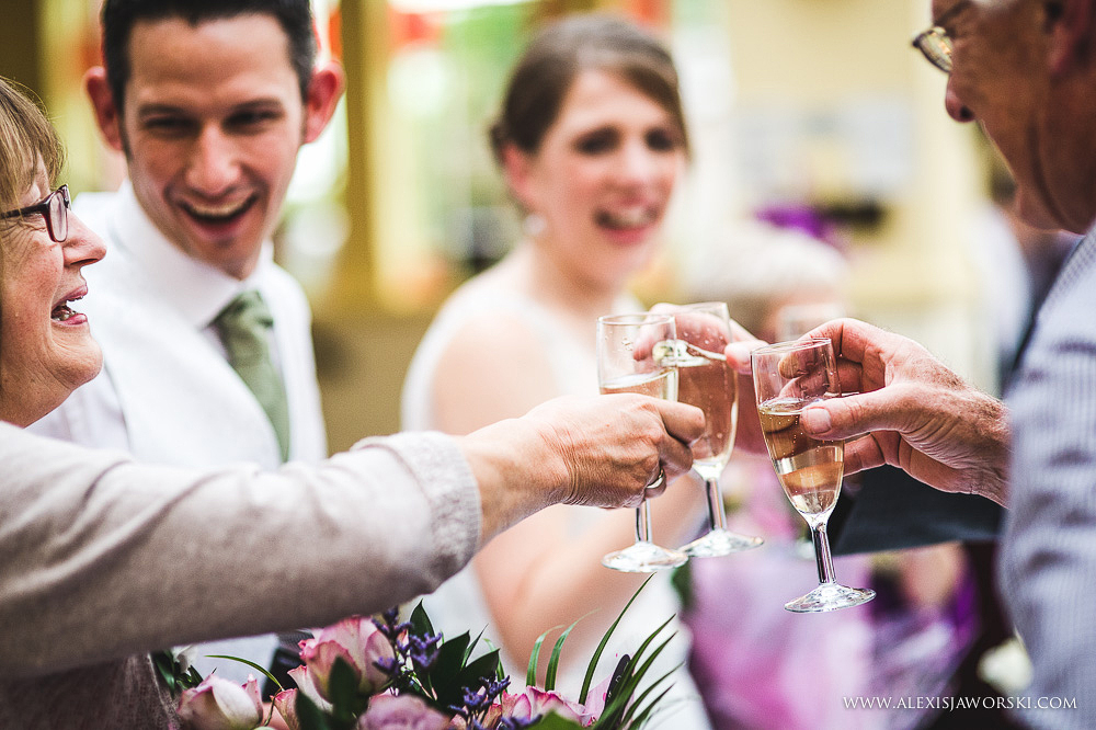 Cafe rouge Wedding Photography - Hitchin - Clare and Tom-345