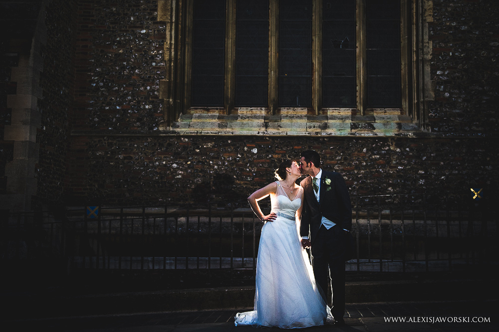 Cafe rouge Wedding Photography - Hitchin - Clare and Tom-439
