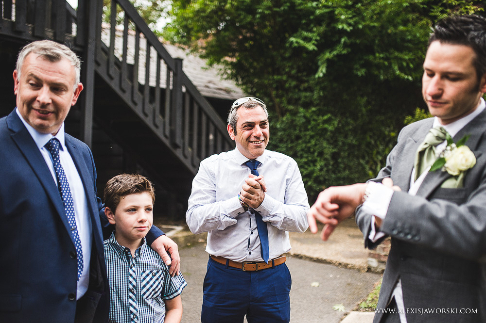 Cafe rouge Wedding Photography - Hitchin - Clare and Tom-47