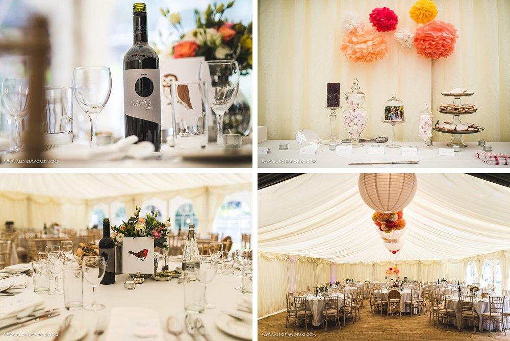 st. nicholas church in hurst berkshire wedding photos-34