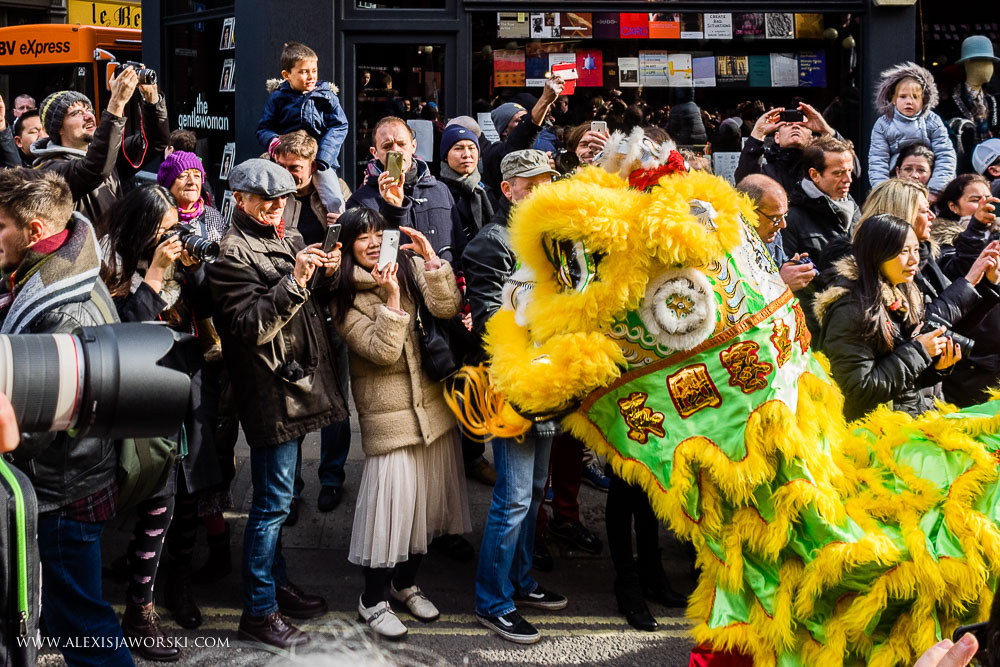 Chinese New Year in London-11-2
