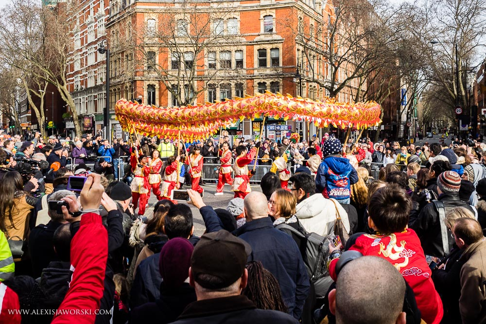 Chinese New Year in London-12-2