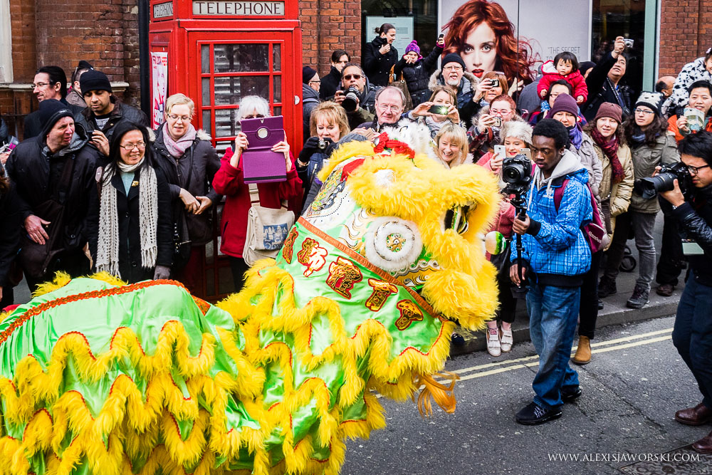 Chinese New Year in London-14