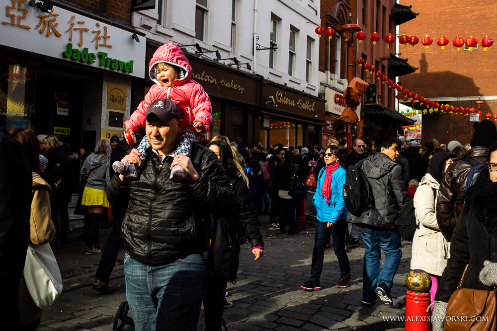 Chinese New Year in London-20