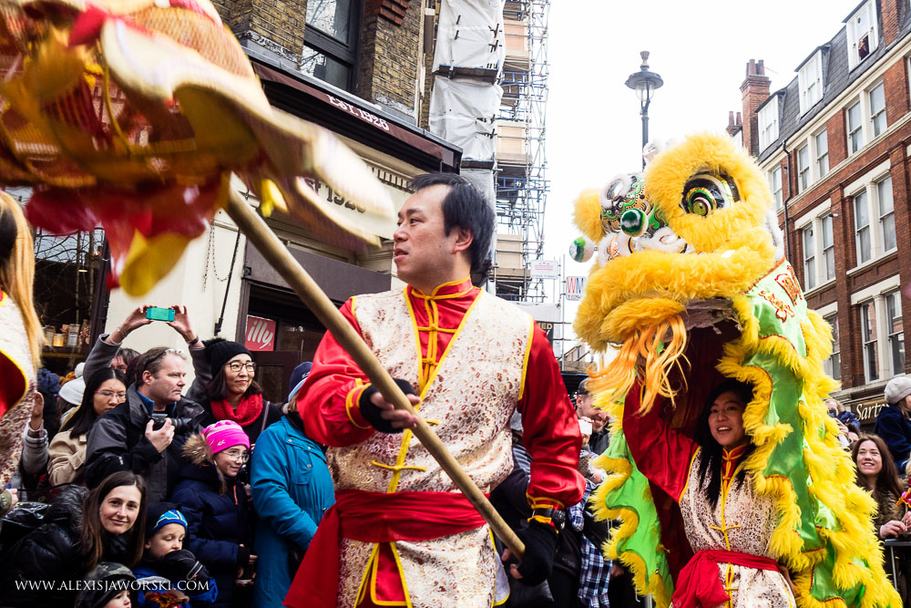 Chinese New Year in London-7-2