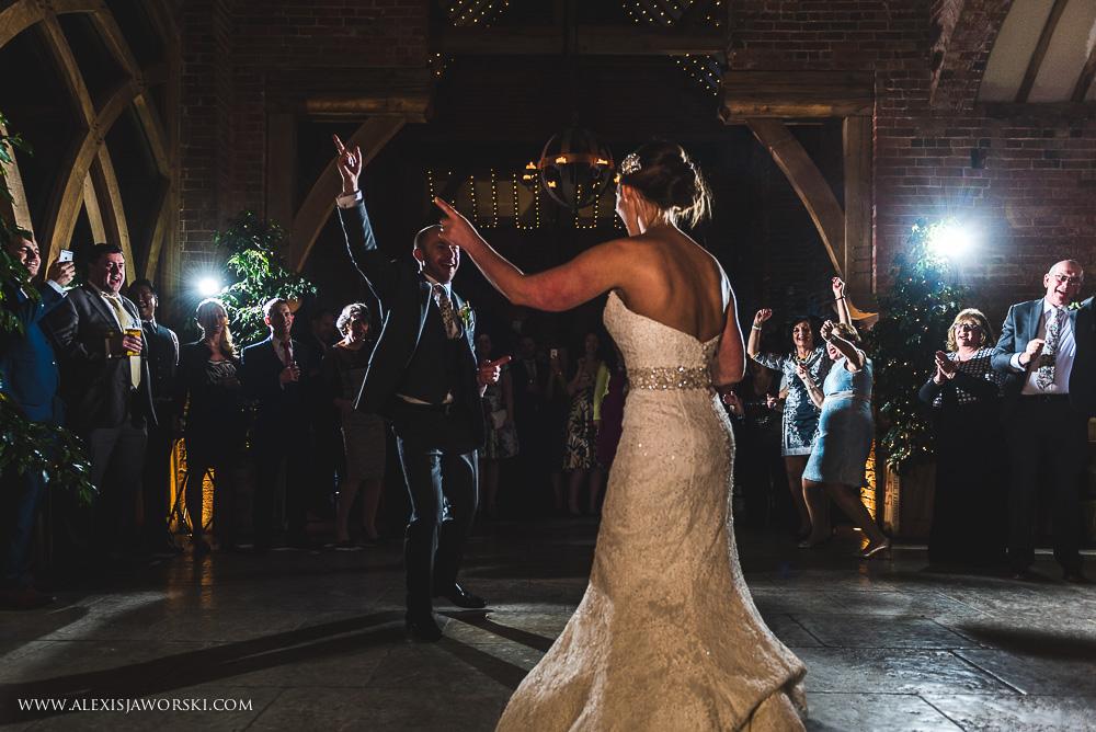 Shustoke Farm Barns Wedding Photography -453-2