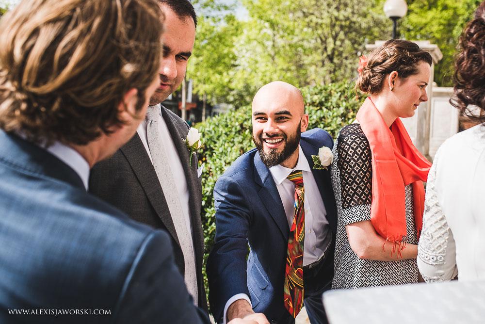 Islington Town Hall Wedding Photography-104-2