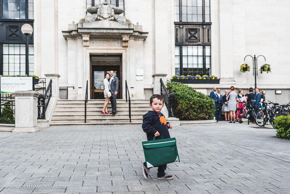 Islington Town Hall Wedding Photography-113-2