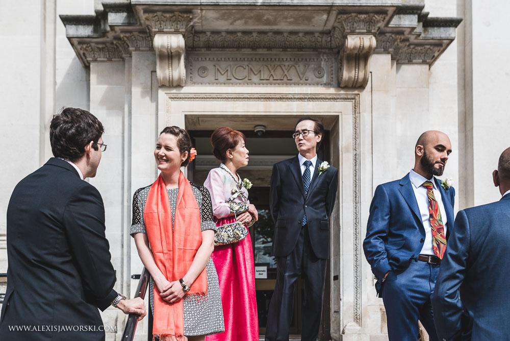 Islington Town Hall Wedding Photography-120-2