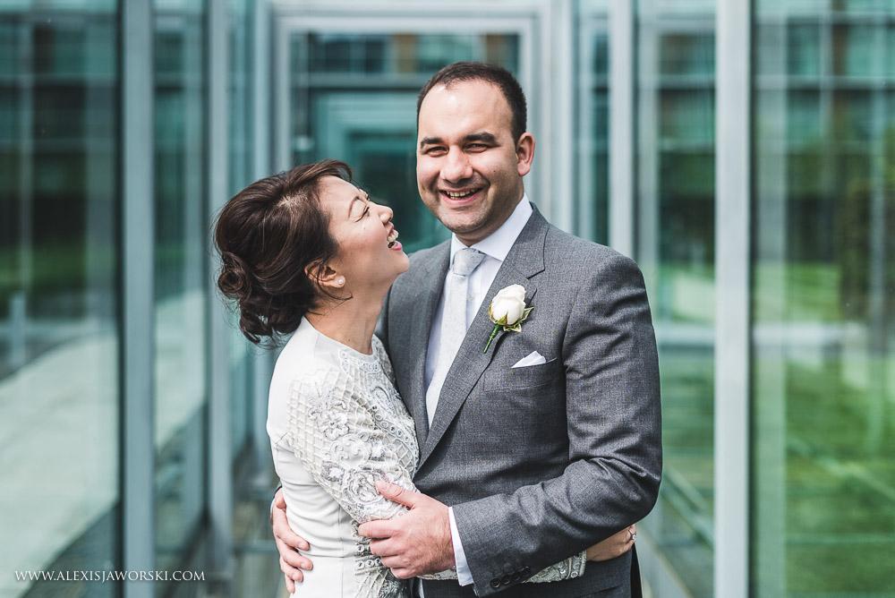 Islington Town Hall Wedding Photography-38-2
