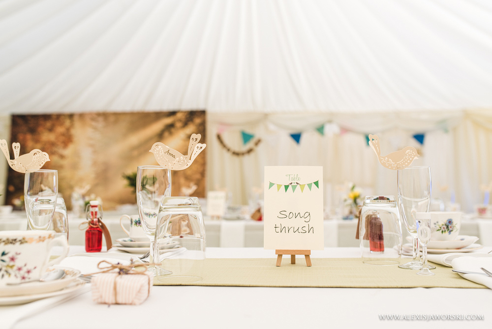 Marquee Wedding Photos in Buckinghamshire-11