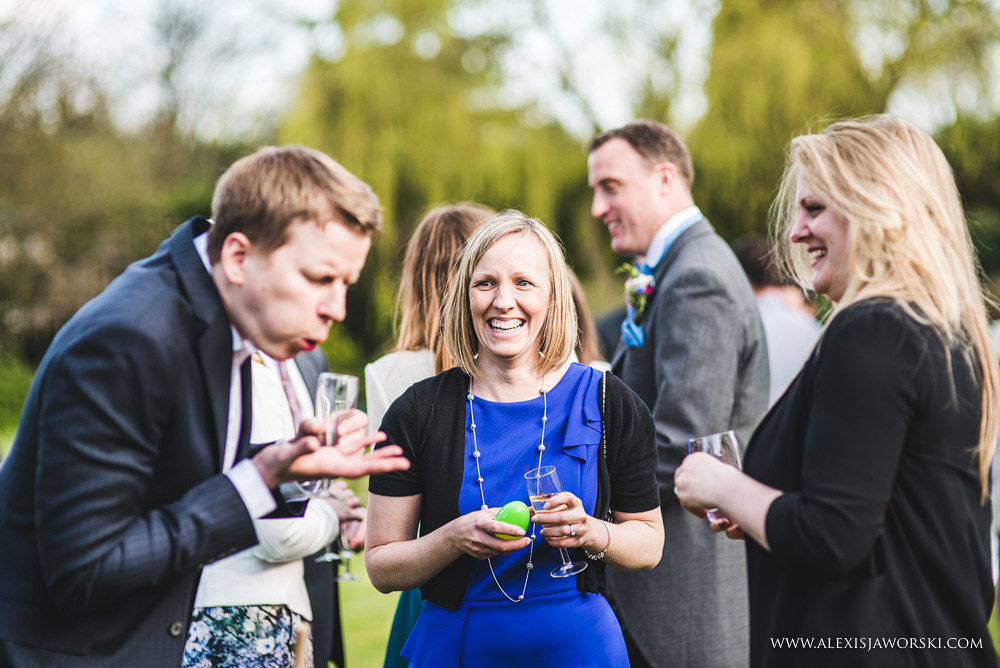 Marquee Wedding Photos in Buckinghamshire-275