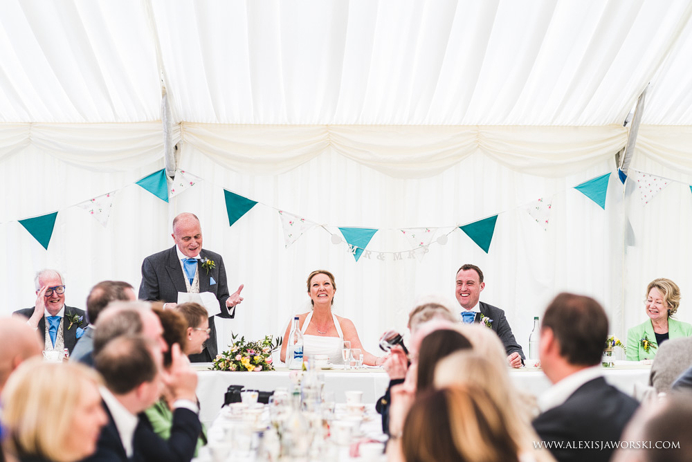 Marquee Wedding Photos in Buckinghamshire-305