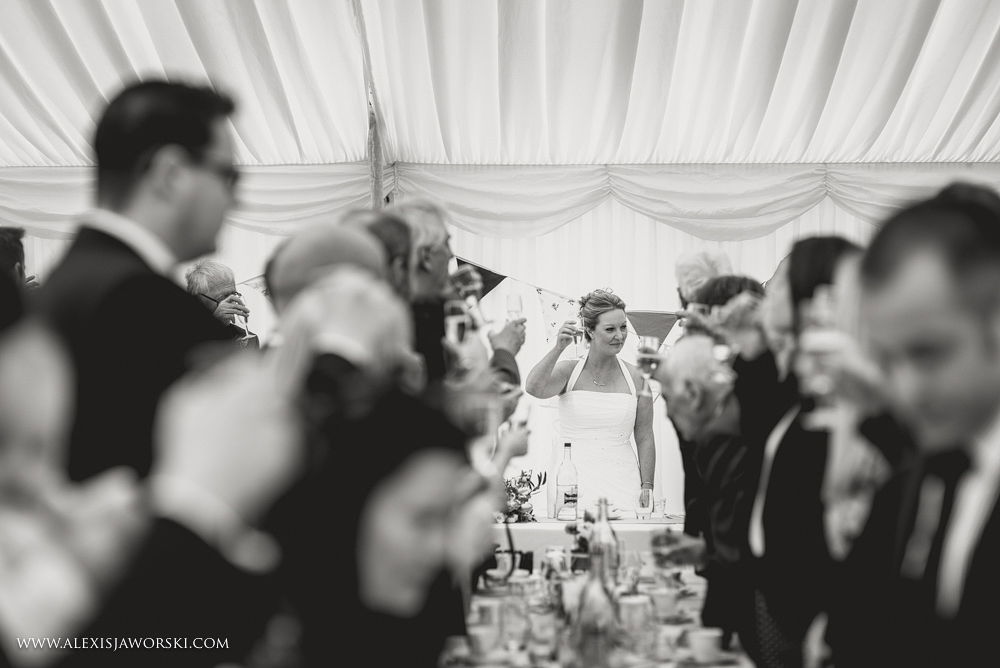 Marquee Wedding Photos in Buckinghamshire-329-2