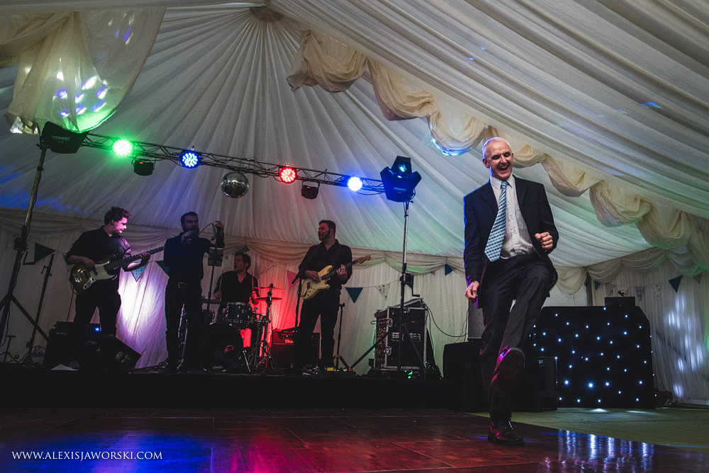 Marquee Wedding Photos in Buckinghamshire-433-2