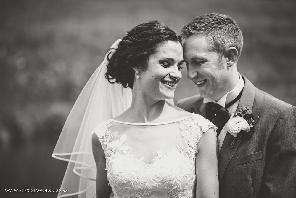 Wedding portraits at Sheepdrove Eco Centre