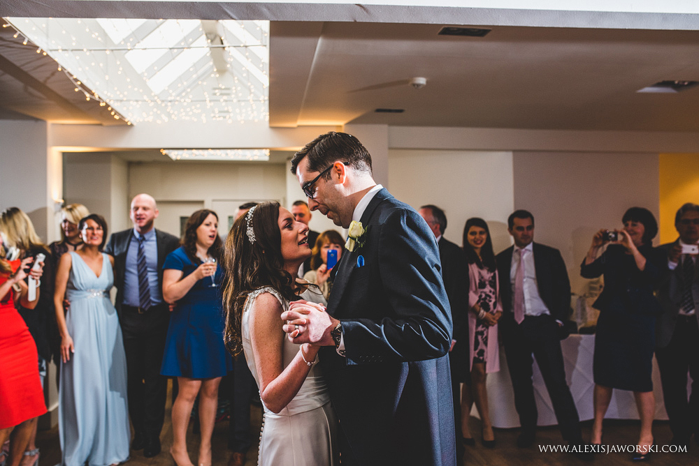 First dance at Stoke Place