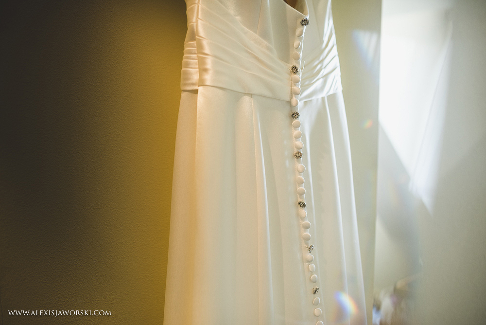 Stoke Place Wedding dress