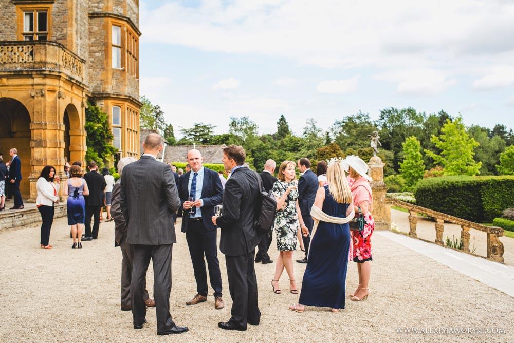 Eynsham Hall Wedding Photos-144