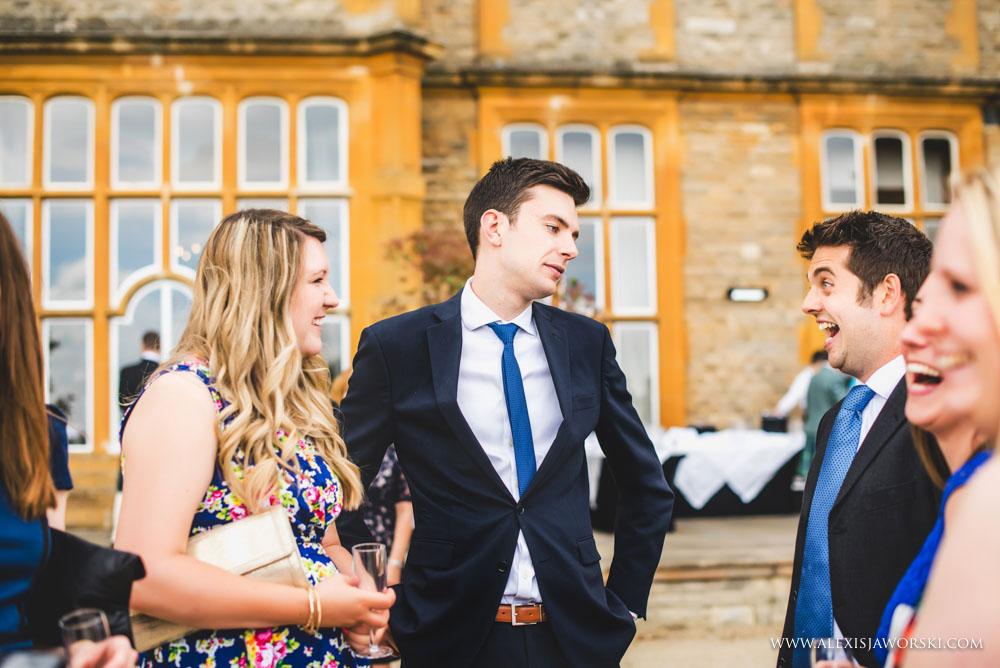 Eynsham Hall Wedding Photos-182