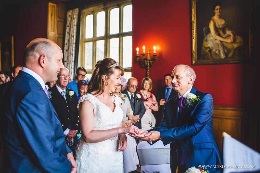 Eynsham Hall Wedding Photos-60