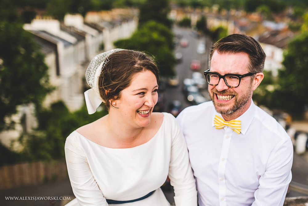 Wedding Portraits at the Rosendale