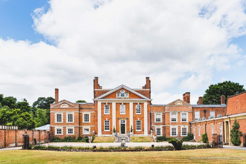 Warbrook House wedding venue