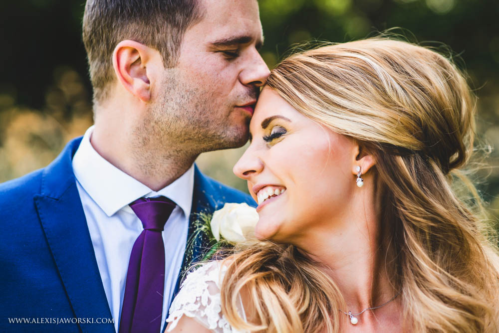 Wedding Portraits at Warbrook House