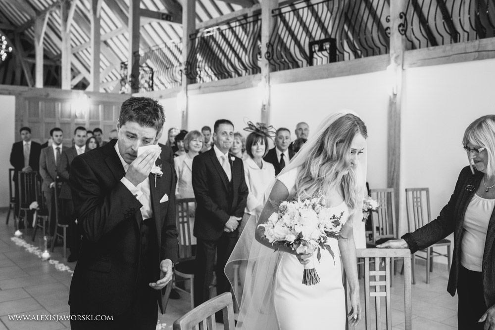 Wedding photography Rivervale Barn-6