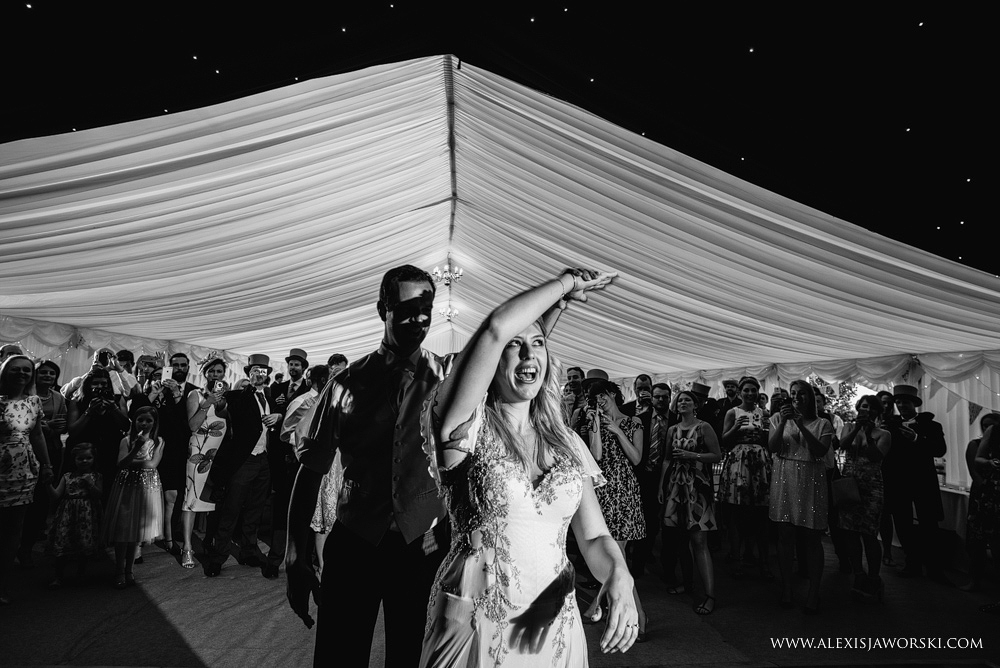 First dance at Hamswell House