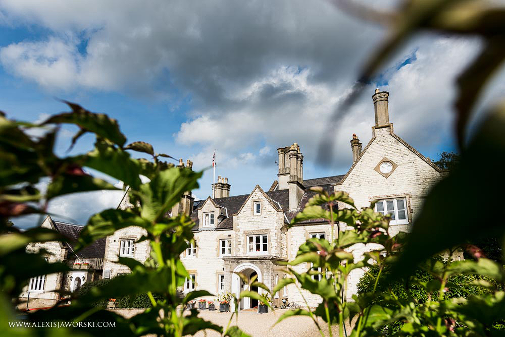 Langrish House weddings