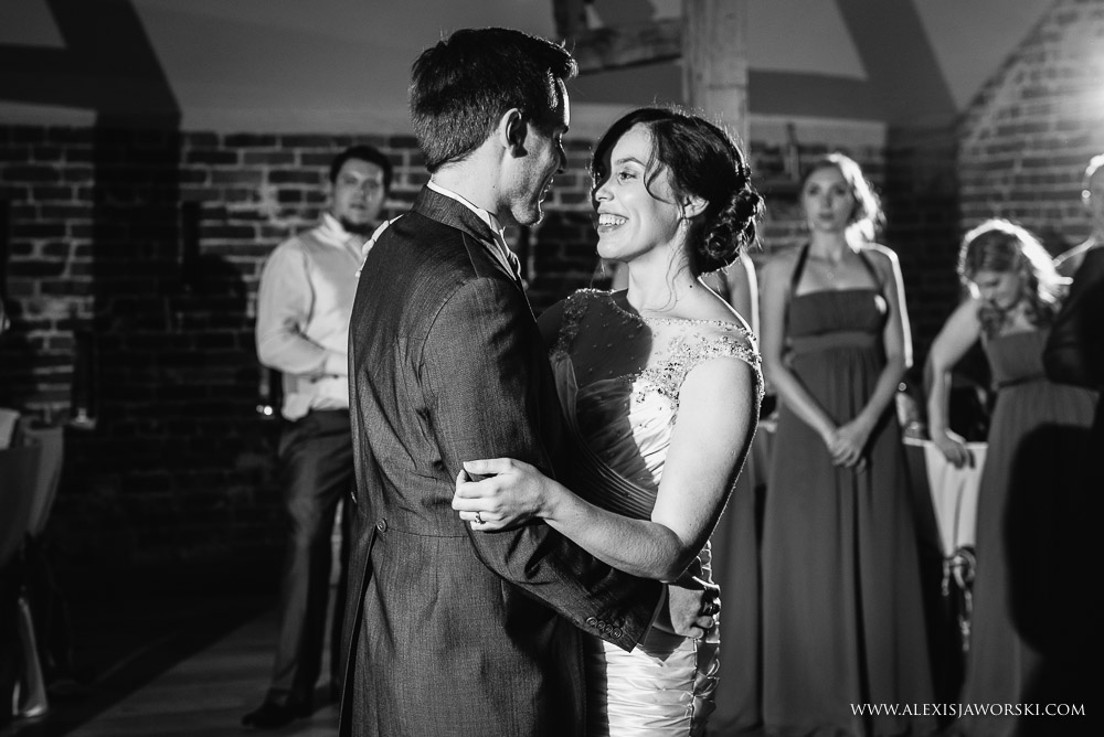 first dance at wasing park