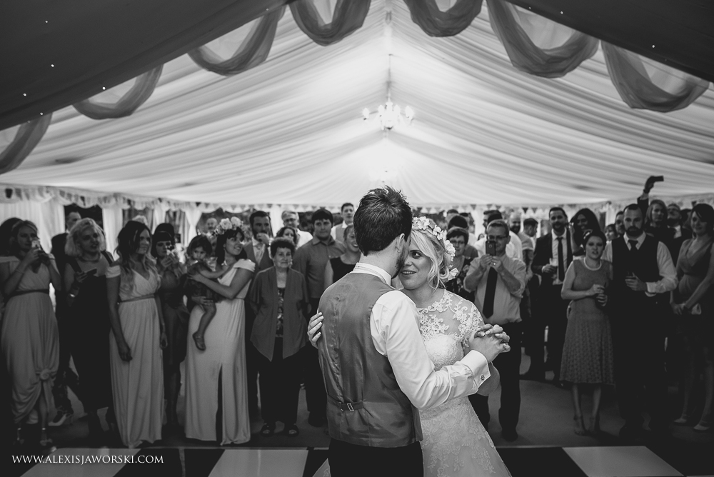 First dance at Ardington House