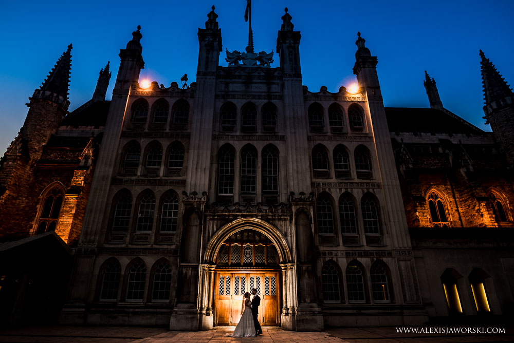 Guildhall London Wedding Photography-356