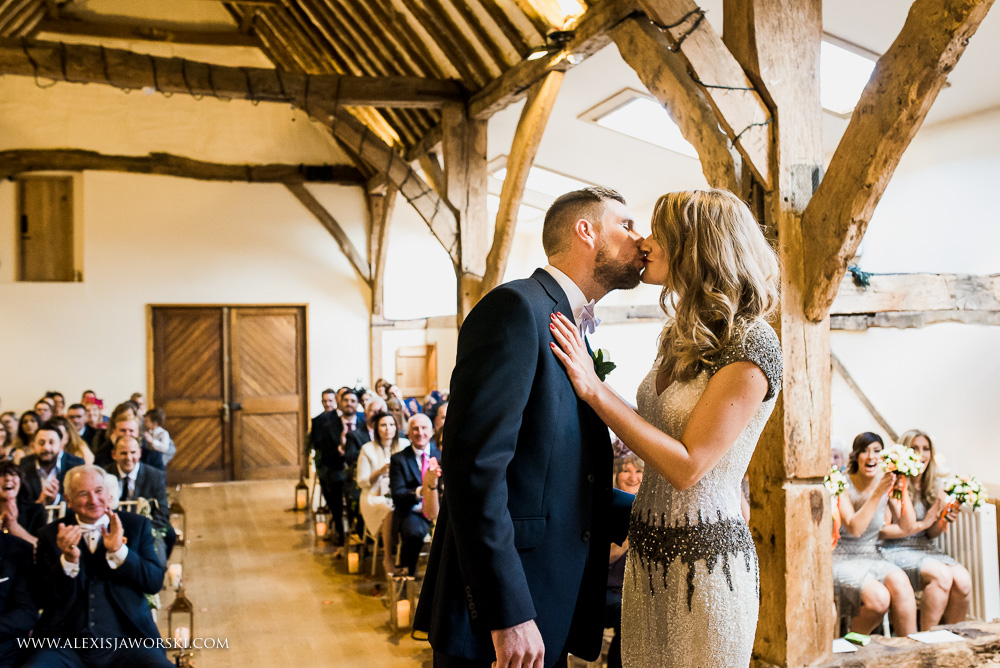 Winters Barn Wedding Photography-117-2