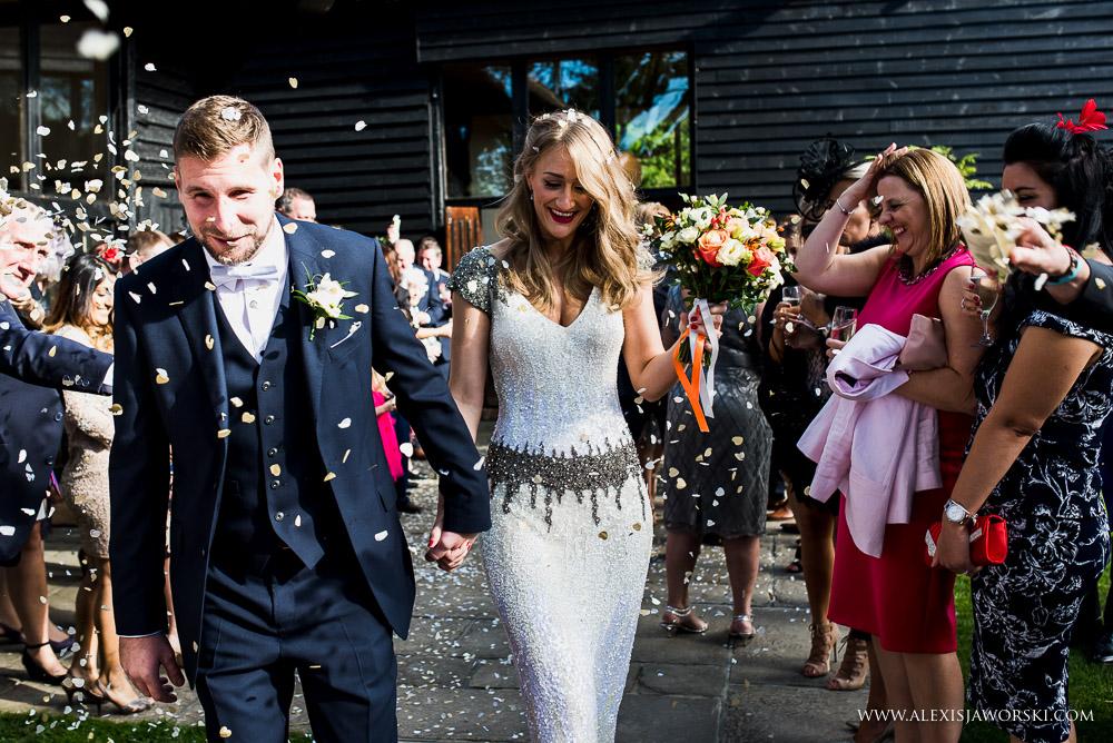 Winters Barn Wedding Photography-148