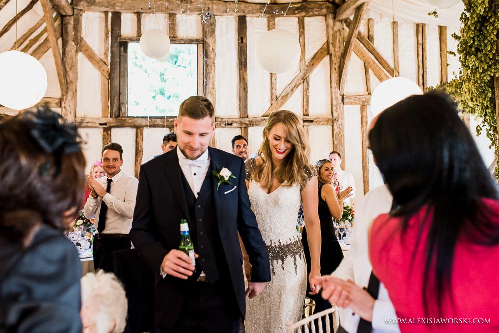Winters Barn Wedding Photography-256