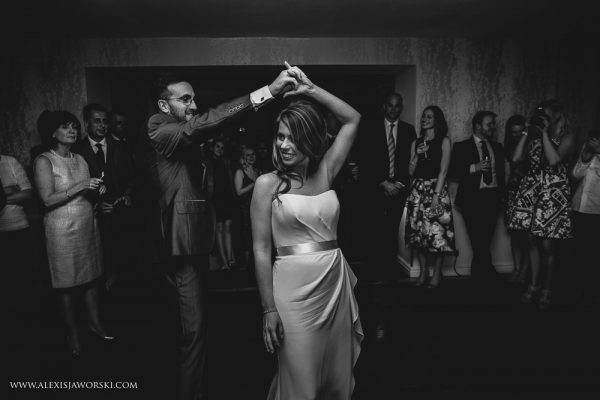 Wedding photography at the Mill House Hotel