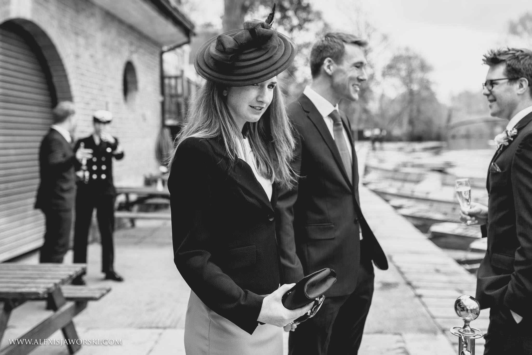The Cherwell Boathouse Wedding Photos-195-2