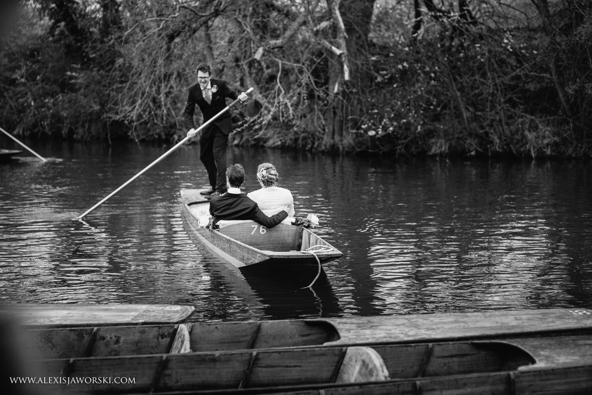 The Cherwell Boathouse Wedding Photos-259-2