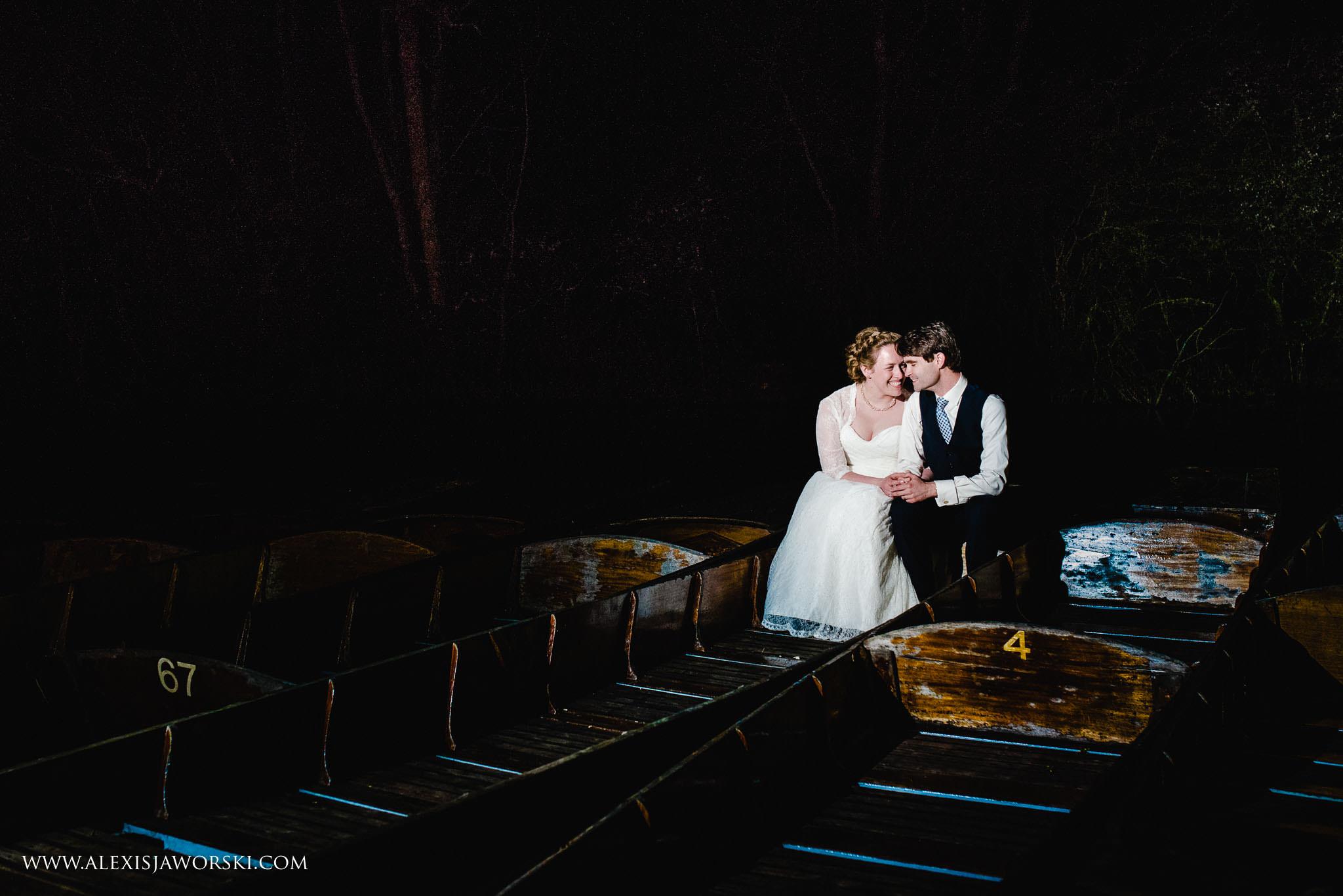The Cherwell Boathouse Wedding Photos-444
