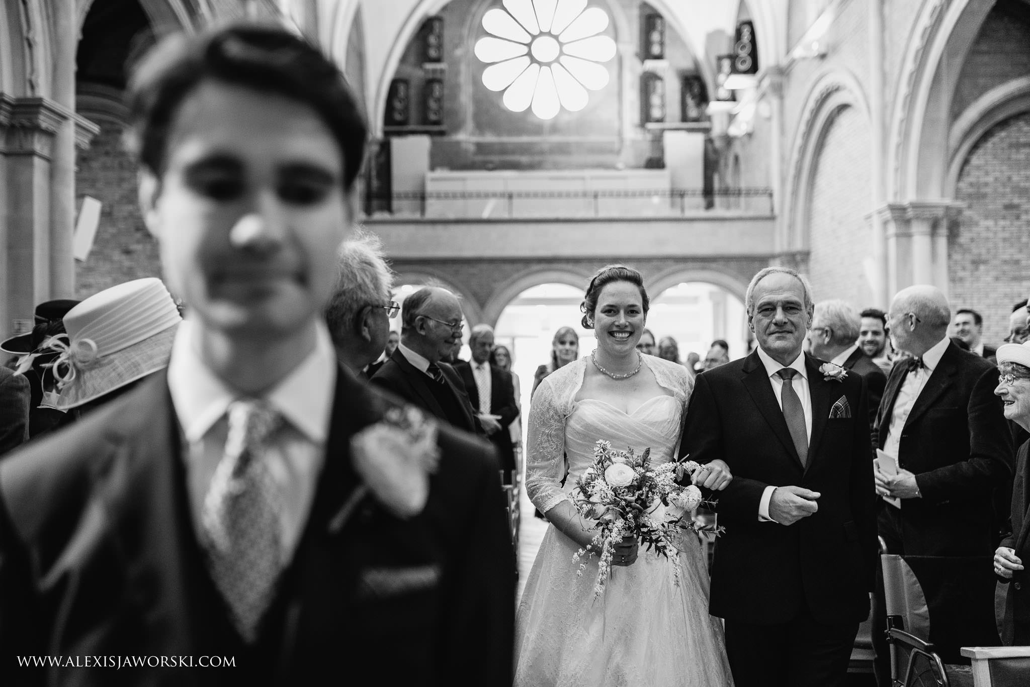 The Cherwell Boathouse Wedding Photos-72-2