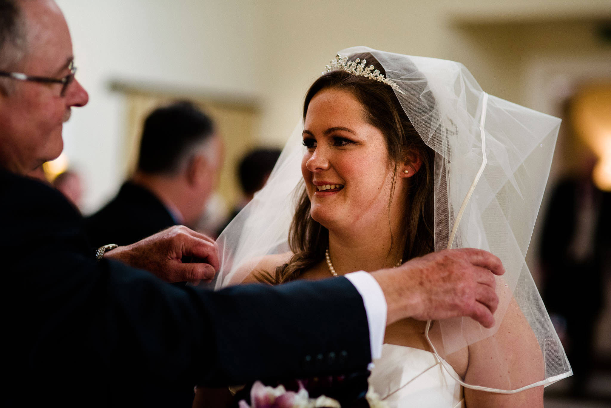 Farnham Castle Wedding Photos-100
