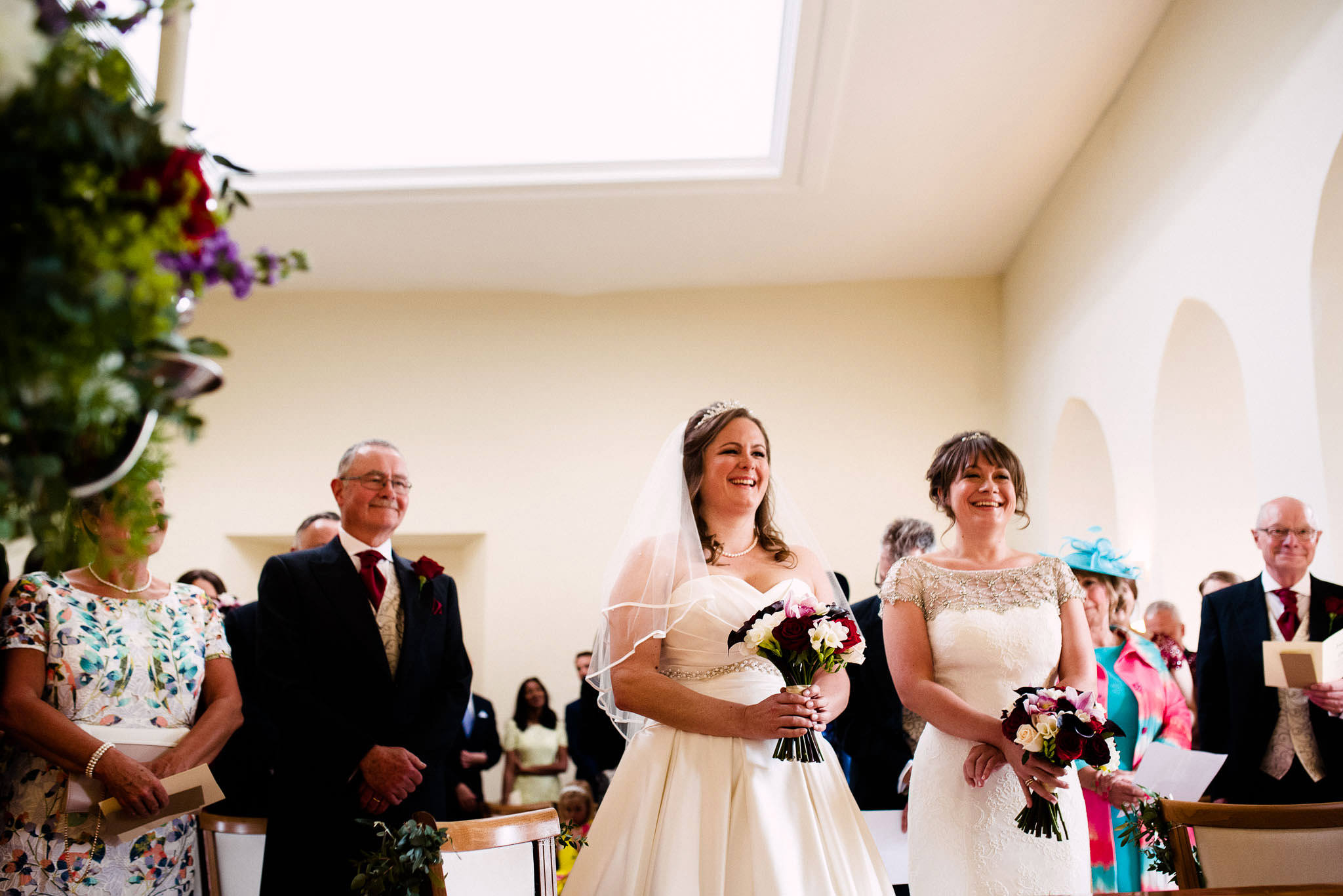 Farnham Castle Wedding Photos-113