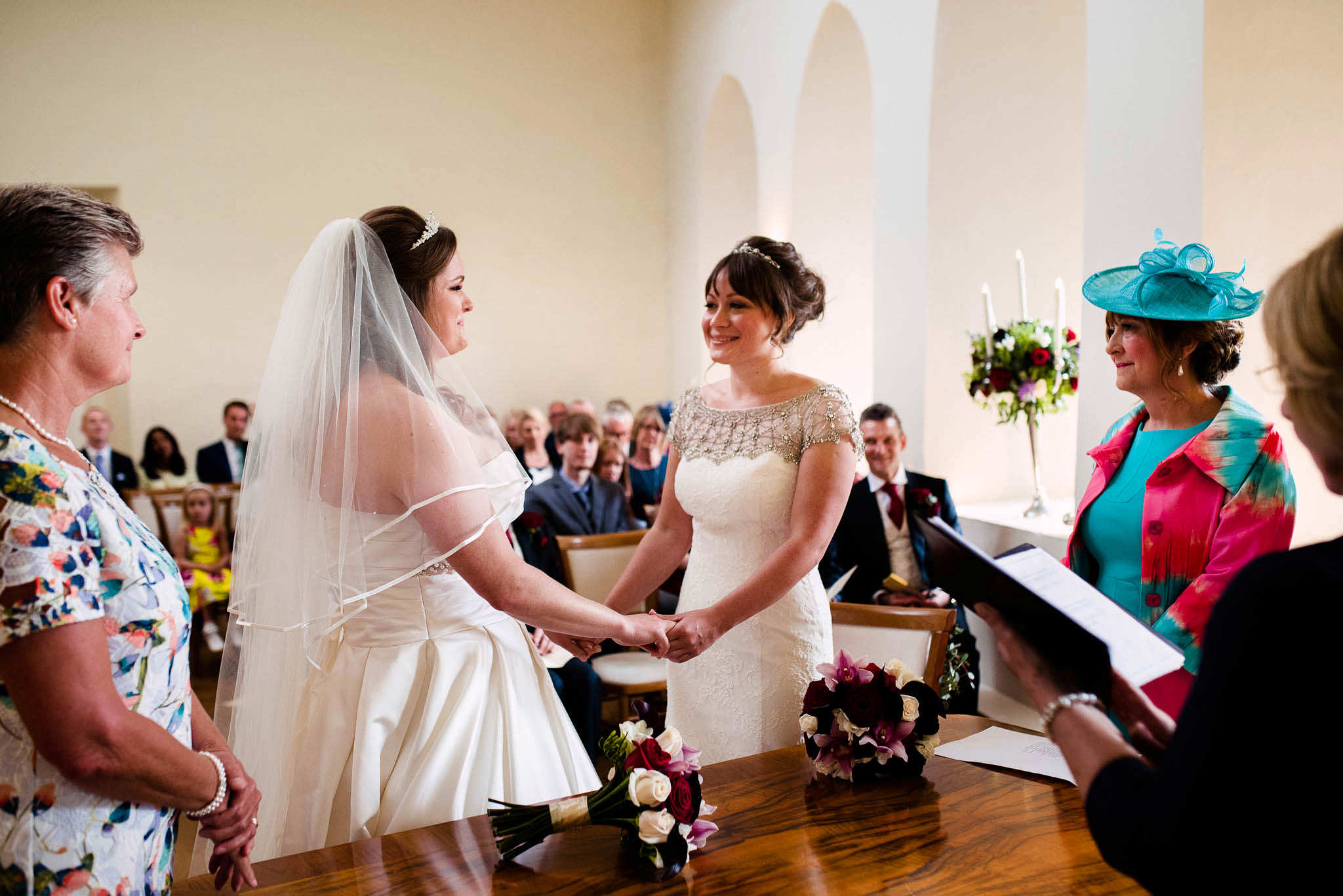 Farnham Castle Wedding Photos-122