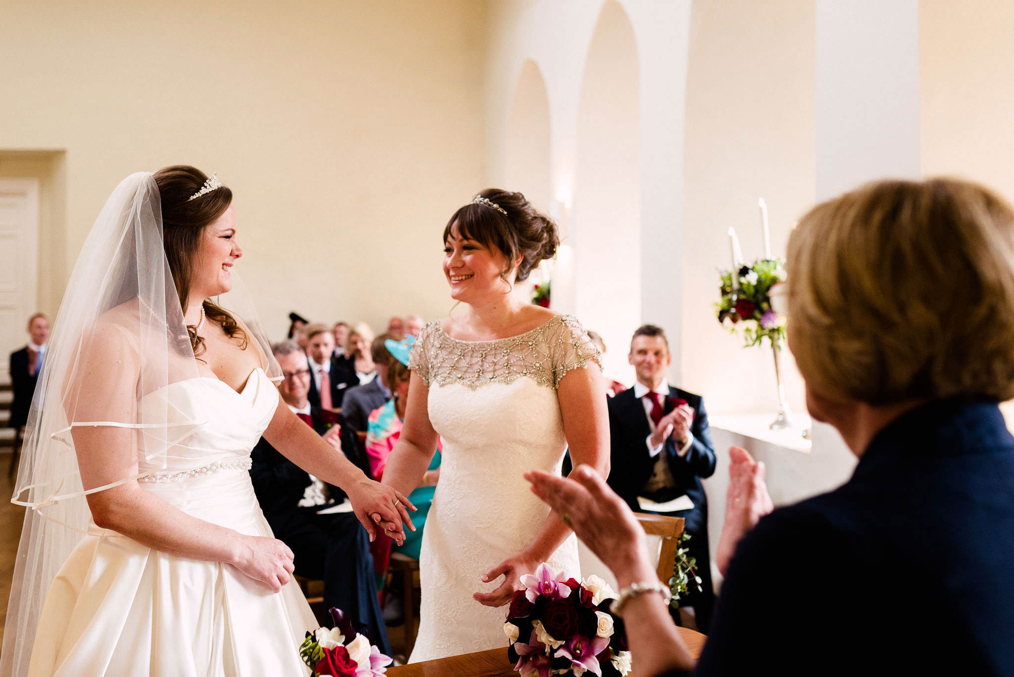 Farnham Castle Wedding Photos-138