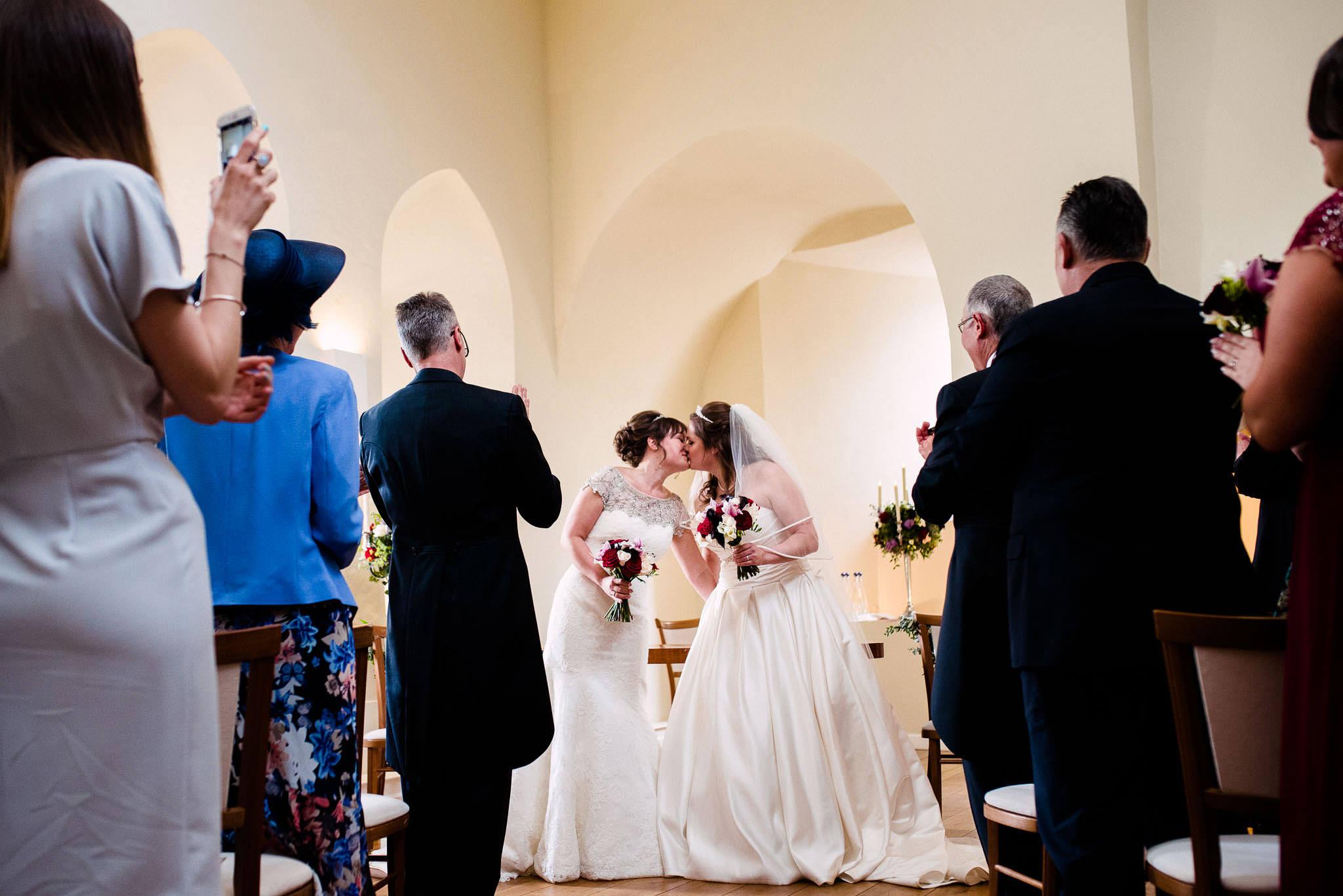 Farnham Castle Wedding Photos-162