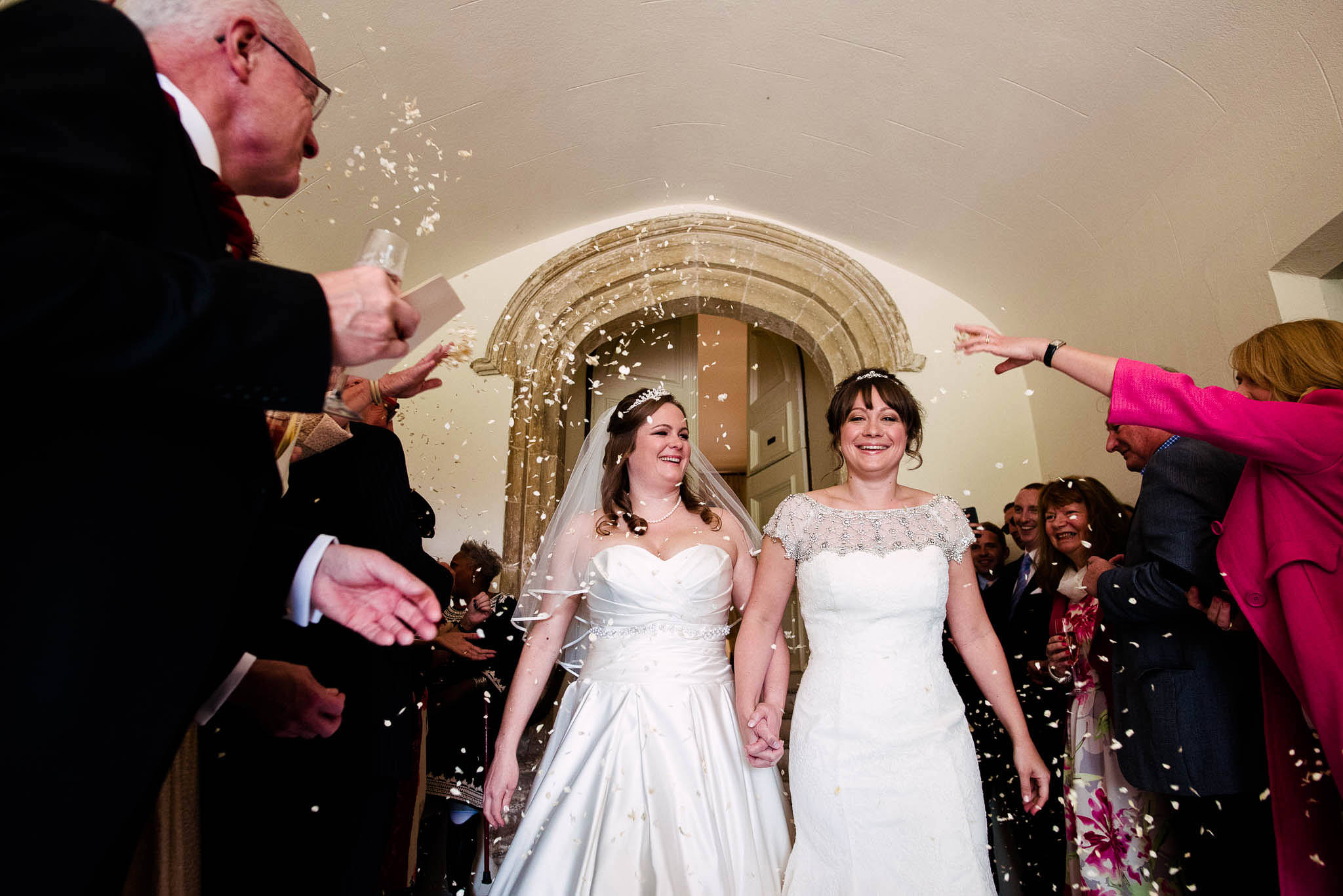 Farnham Castle Wedding Photos-184